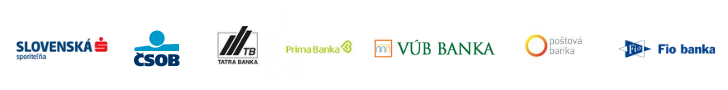 Okamžité online bankové platby na BioRegal.sk